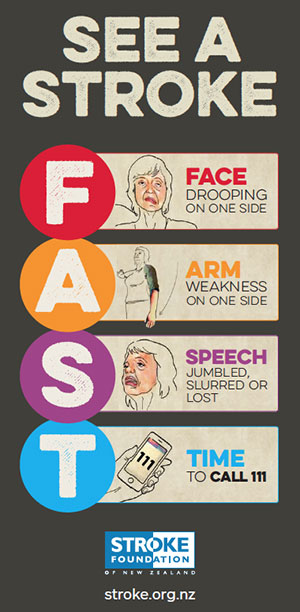 Know The Signs of a Stroke | News - The Fono