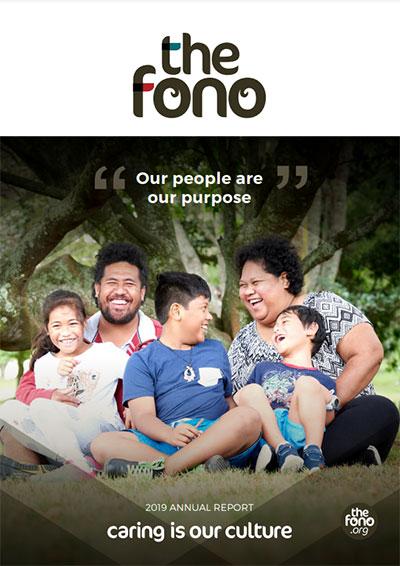 2019 Annual Report The Fono